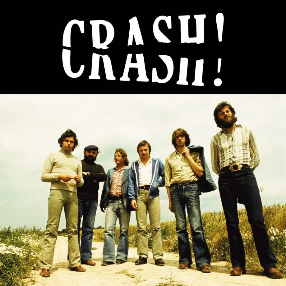 Crash - Crash (CD)