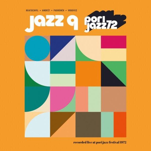 Jazz Q - Pori Jazz 72 (CD)