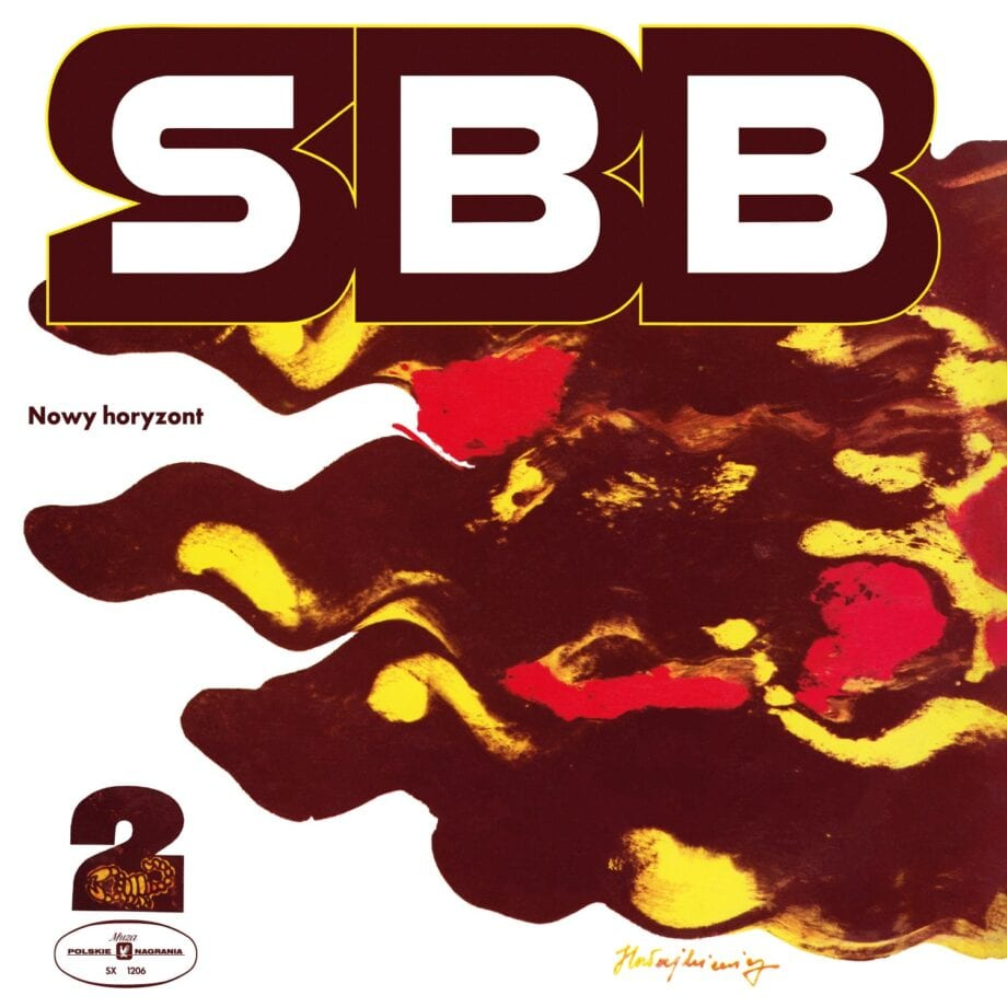 SBB - Nowy horyzont (CD)
