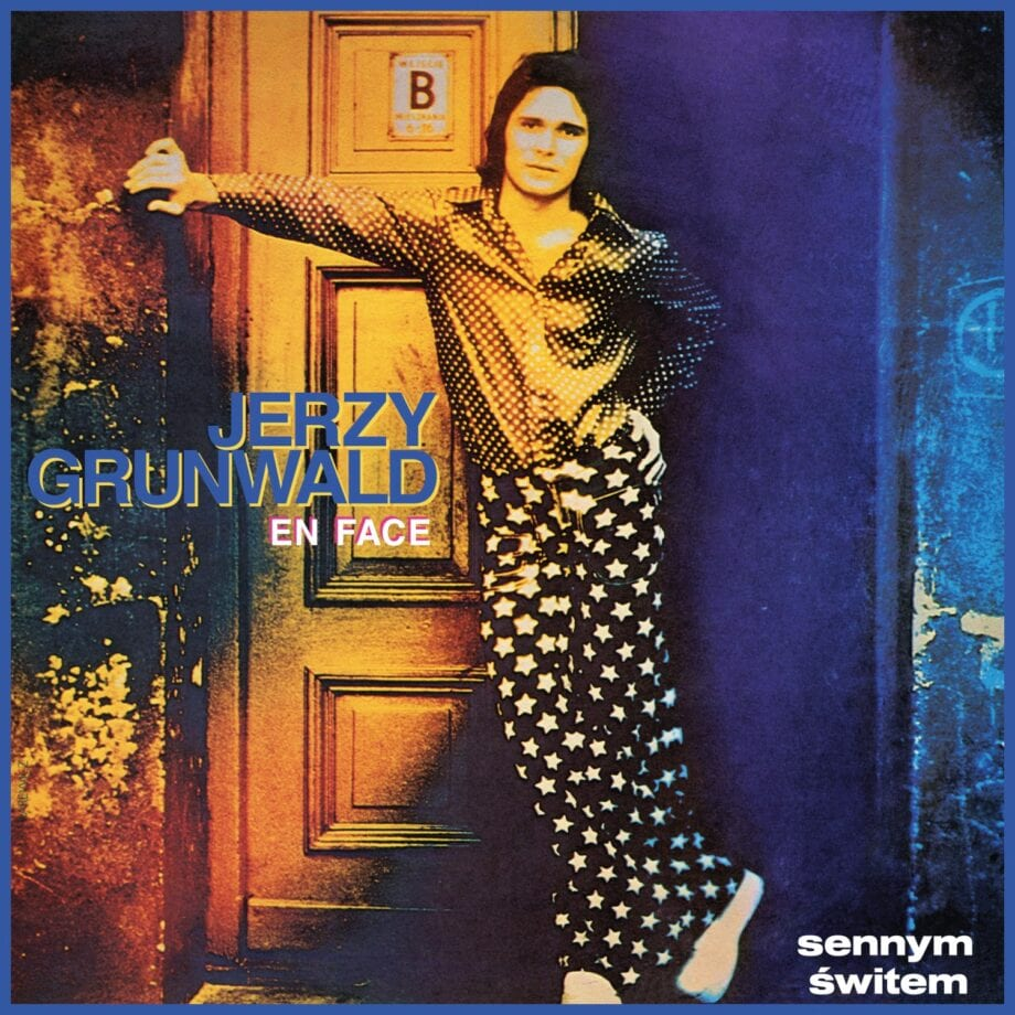 Jerzy Grunwald & En Face - Sennym świtem (CD)