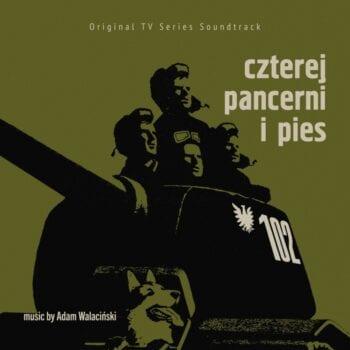 Adam Walaciński - Czterej pancerni i pies (CD)