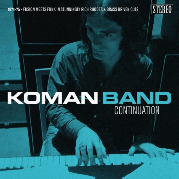 Koman Band - Continuation (CD)