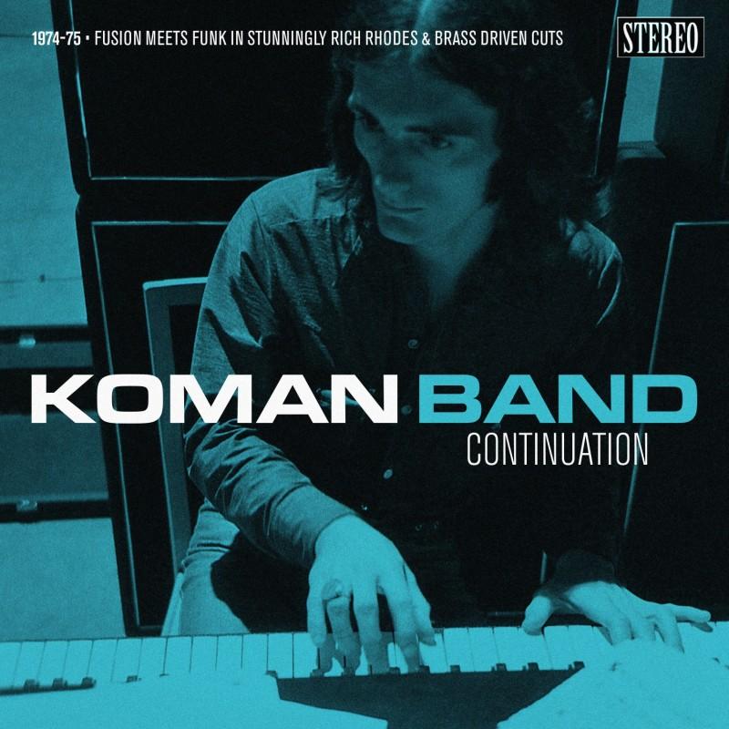 Koman Band - Continuation (CD)