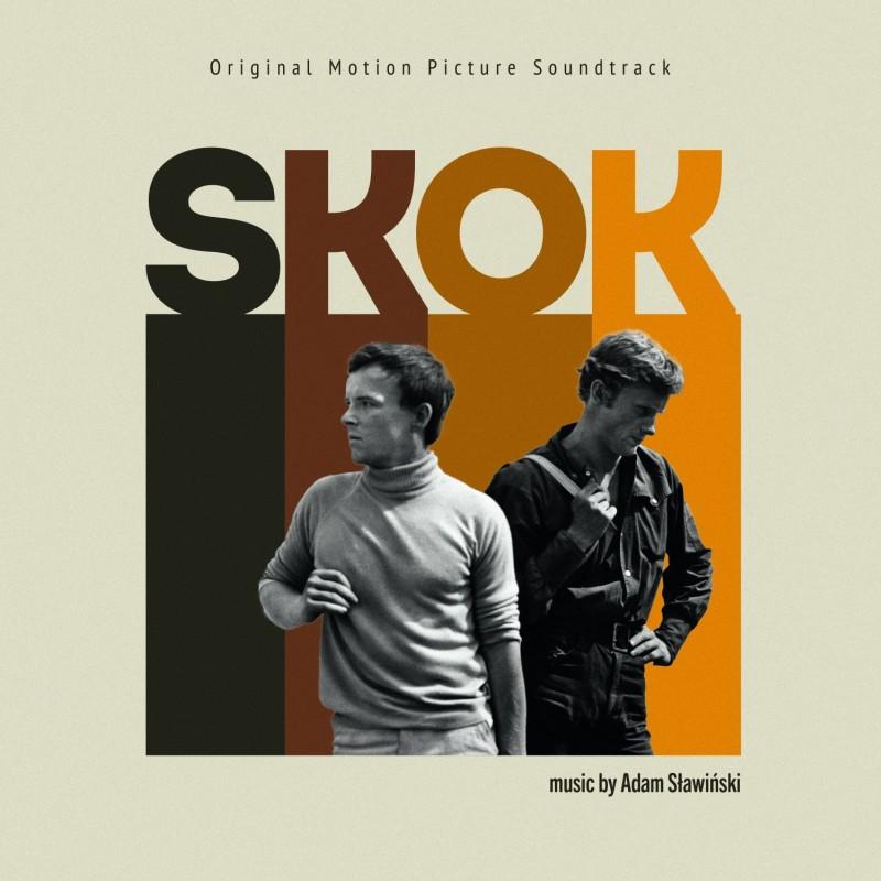 Adam Sławiński - Skok (CD)