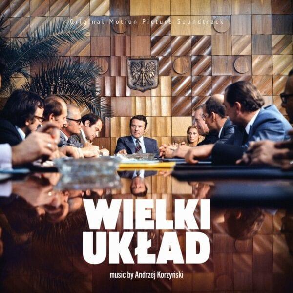 Andrzej Korzyński - Wielki układ (CD)