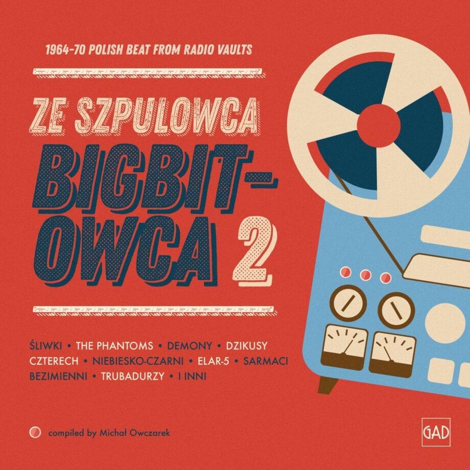 Ze szpulowca bigbitowca 2 (CD)