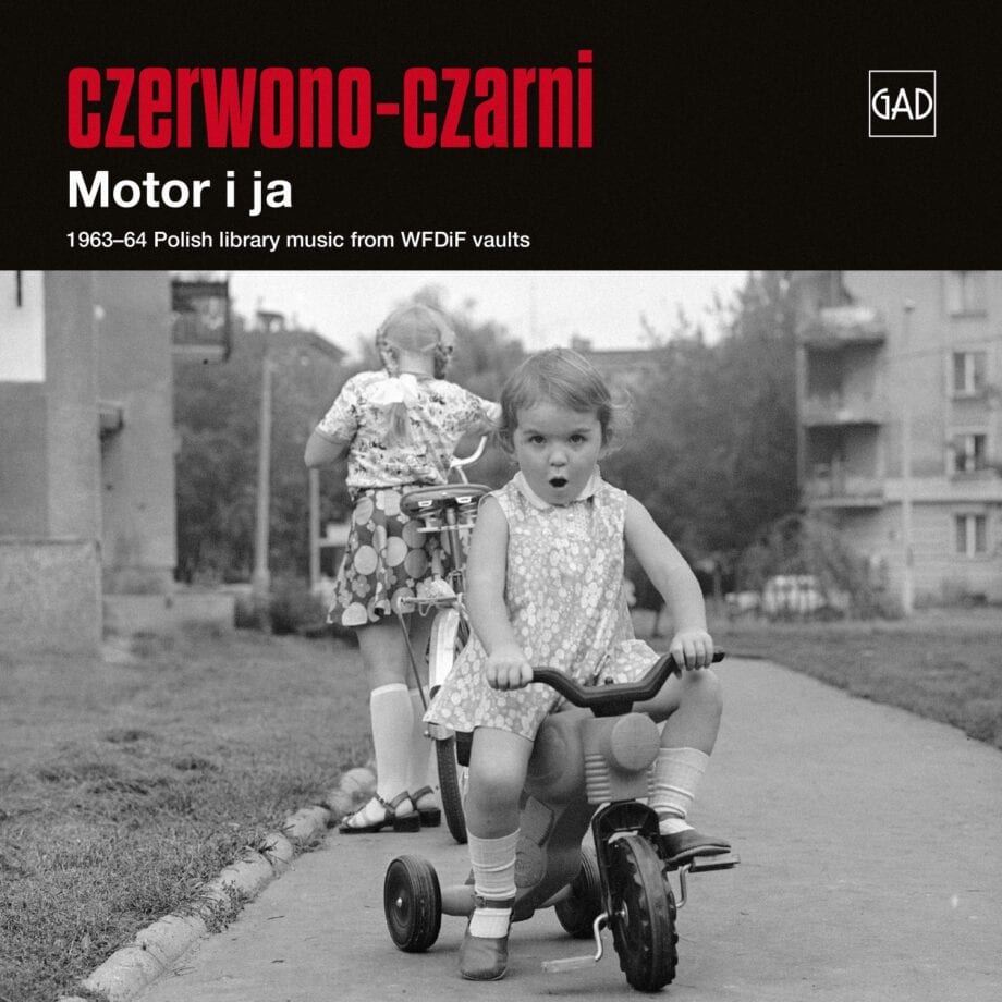 Czerwono-Czarni - Motor i ja (CD)