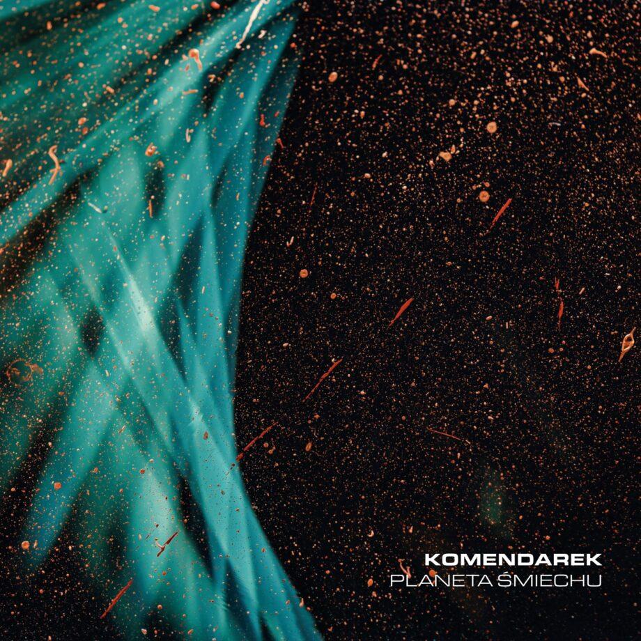 Władysław Komendarek - Planeta śmiechu (CD)