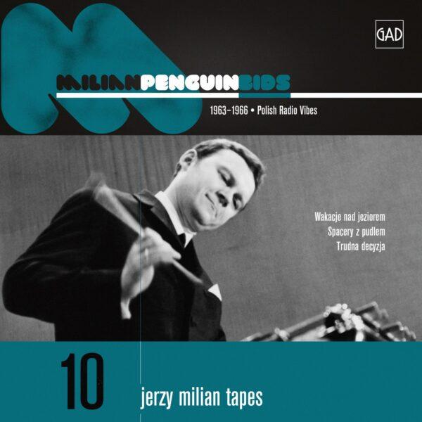 Jerzy Milian - Penguin Bids (CD)